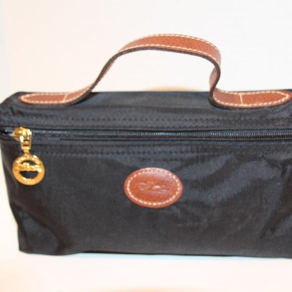 Longchamp Le Pliage Pochette Nylon Case
